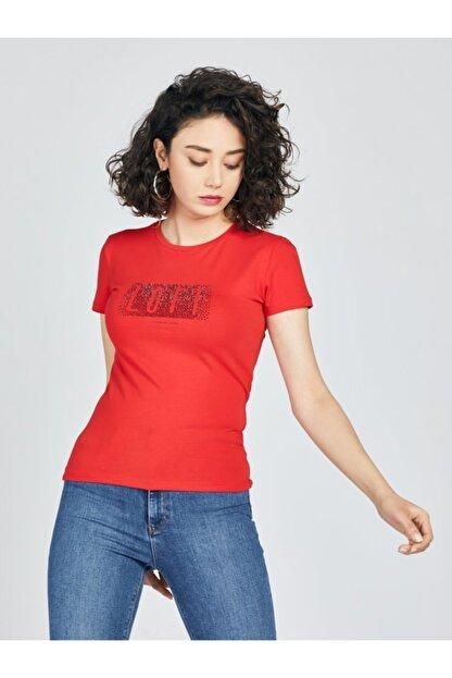 Loft 2027057 Kadın T-shırt Short Sleeve