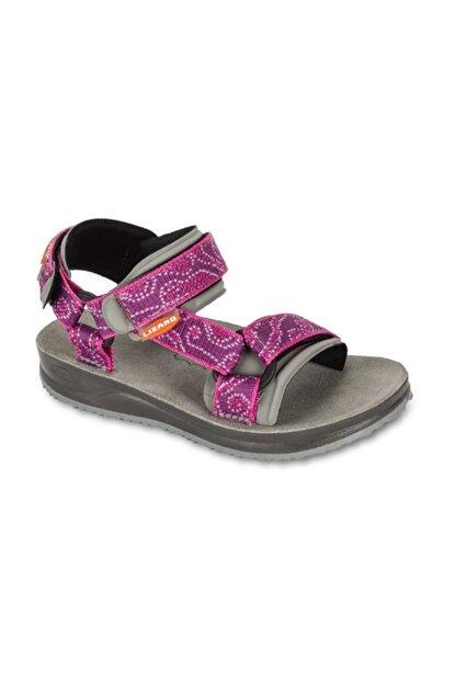 Lizard Lızard Sh Junıor Maorı Mor Cocuk Sandalet