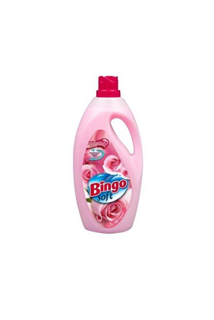 Bingo Soft Yumuşatıcı Gül Pembe 3 lt