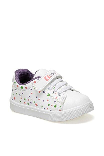 Icool LOVELY.2 Beyaz Kız Çocuk Sneaker Ayakkabı 100415185