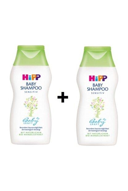 Hipp Babysanft Bebek Şampuanı 200 ml x 2 Adet