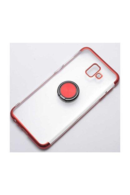 Dijimedia Galaxy J6 Plus Kılıf  Gess Silikon
