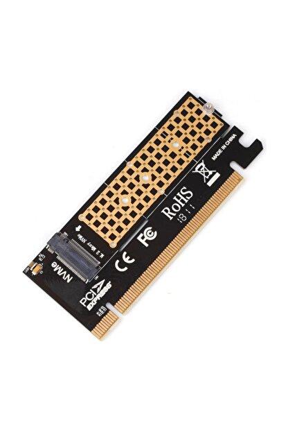 Alfais 4390 M.2 Nvme Ssd Ngff To Pcie 3.0 X16 Adaptör M Key Kart Çevirici Dönüştürücü