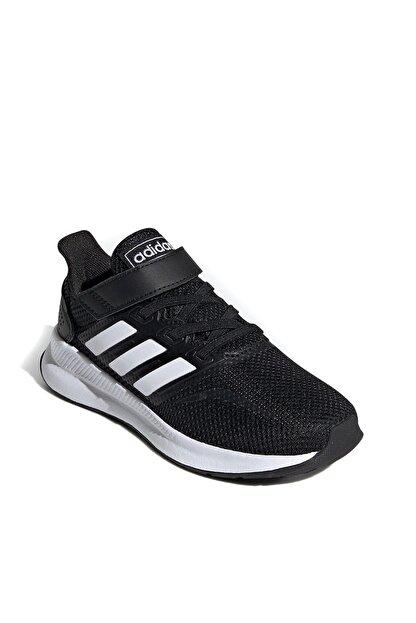 adidas RUNFALCON Siyah Erkek Çocuk Sneaker Ayakkabı 100536361