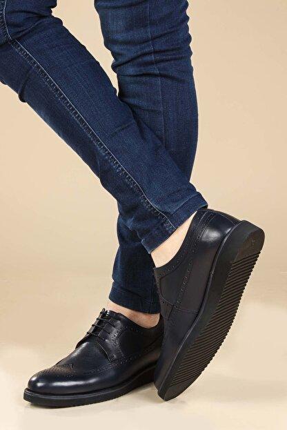 Fast Step Lacıvert Erkek Klasik Ayakkabı TY822MA051-16777225
