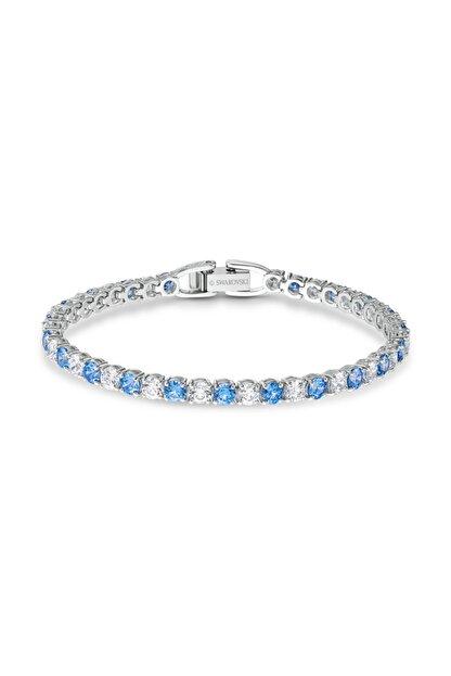 Swarovski Bileklik Tennis Dlx-bracelet Rnd Dlx Czfu-rhs M 5536469