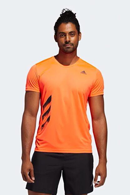 adidas Erkek T-shirt Run It Tee Pb Fr8378