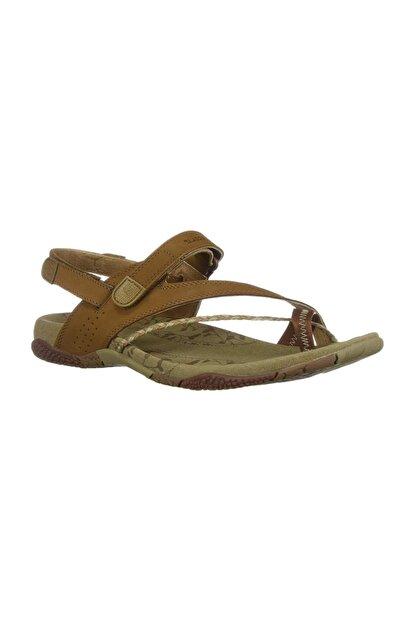 Merrell J36418 Siena Lıght Brown Kadın Sandalet