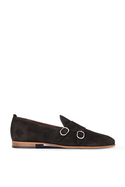 Deery Siyah Erkek  Loafer Ayakkabı 01705MHAKM01