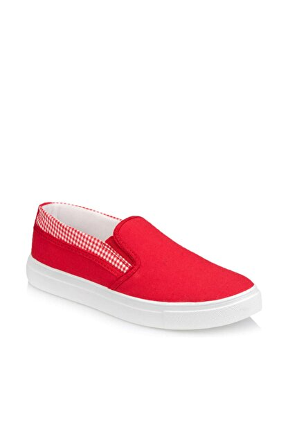 Polaris 91.313434.Z Kırmızı Kadın Slip On Ayakkabı 100375709