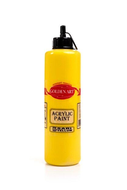 Bigpoint Golden Art Akrilik Boya 500ml - 020 Sarı