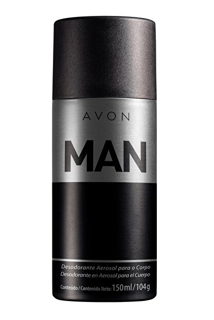 Avon Erkek Deodorant 150 ml 5050136516222