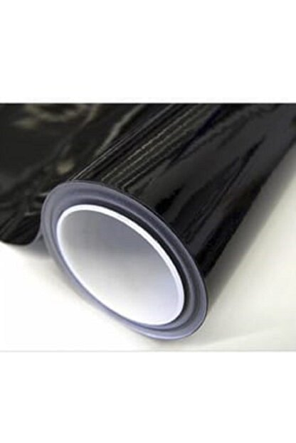 Ecce Cam Filmi Siyah Amerikan Çizilmez  Koyu Ton 75 cm x 4 metre