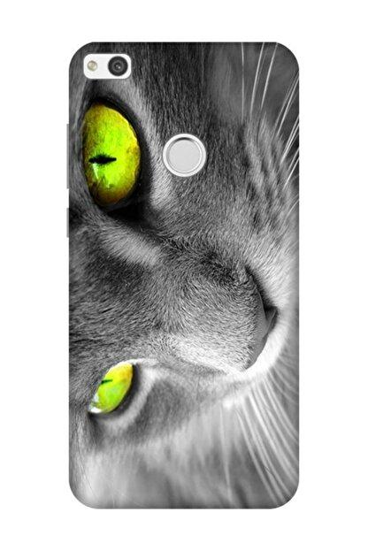 cupcase Huawei P9 Lite 2017 Kılıf Desenli Esnek Silikon Telefon Kabı Kapak