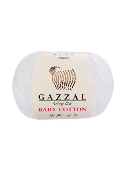 Gazzal Baby Cotton 3432 Pamuklu Amigurumi