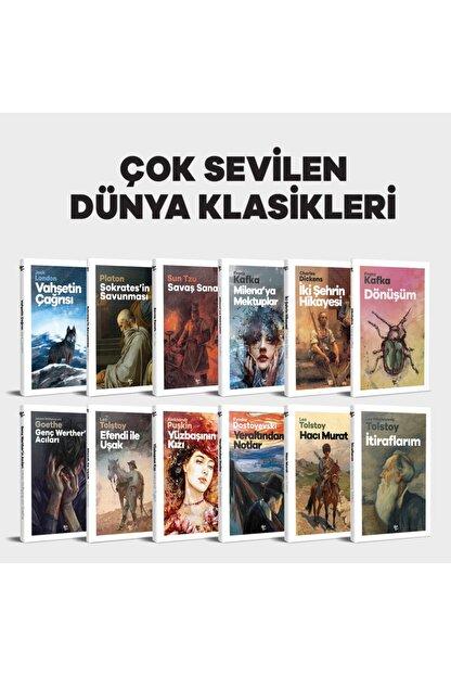 Halk Kitabevi Dünya Klasikleri Seti - 12 Kitap