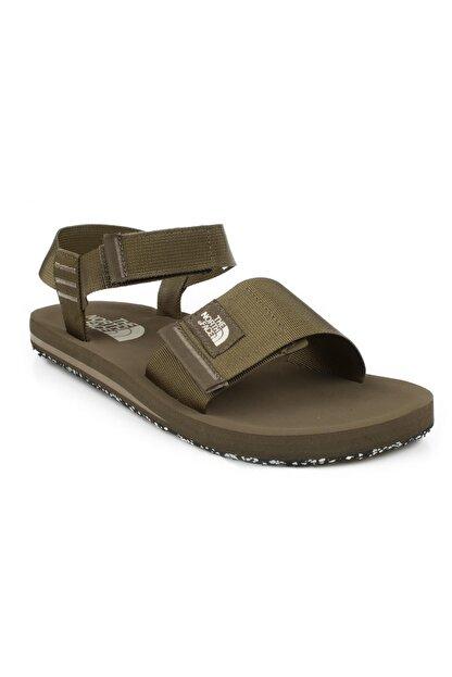 The North Face Erkek Haki Mens Skeena Sandal Sandalet Nf0a46bg-m