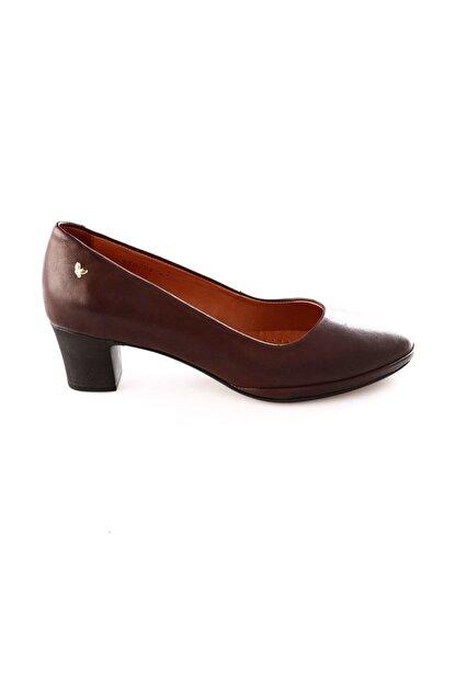 İloz Kahverengi Kadın Ayakkabı