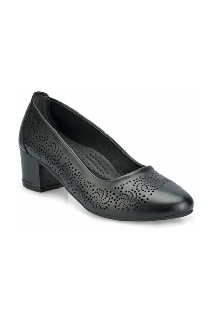 Polaris 161063.Z Siyah Kadın Ayakkabı 100509029
