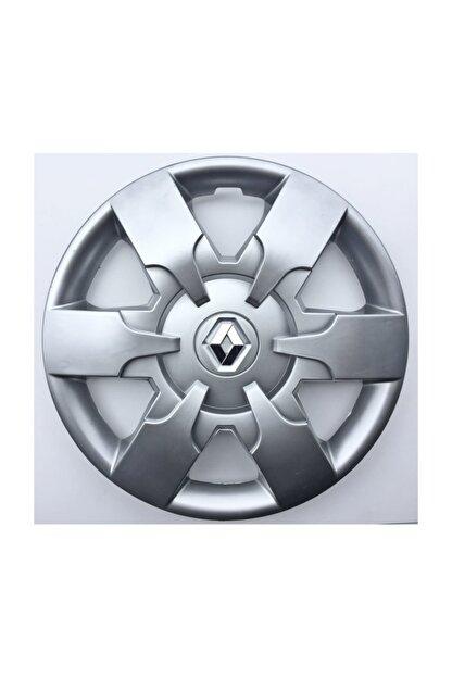 Seta Renault Master 16'' Inç Jant Kapağı 4 Adet Kırılmaz Esnek - Amblem Hediyeli