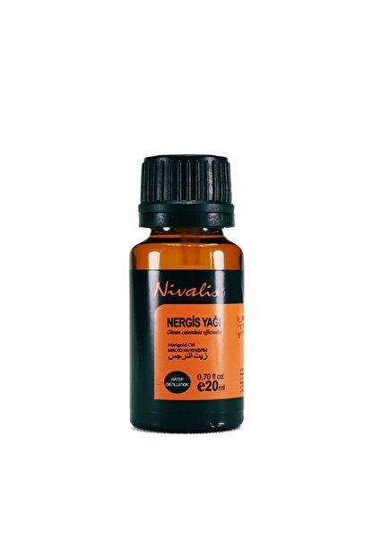Nivalis Nival Aynısefa Nergis Yağı 20 ml - Marigold Oil 20Ml