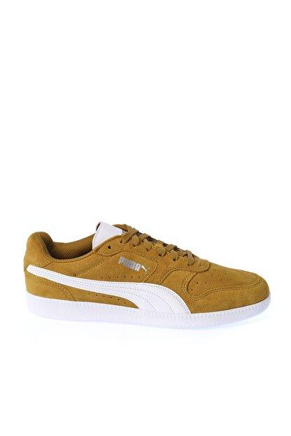 Puma Icra Trainer SD Günlük Giyim Erkek Ayakkabı Kahve / Beyaz