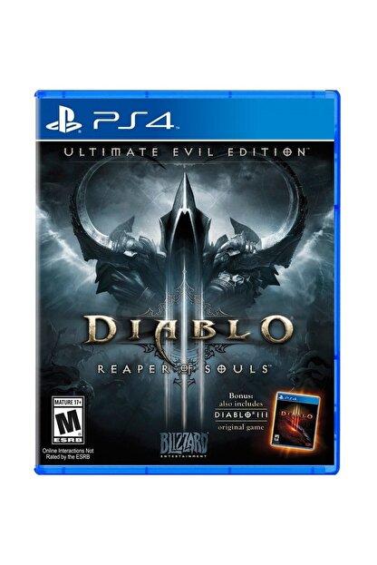 Blizzard Diablo 3 Ultimate Evil Edition PS4 Oyun