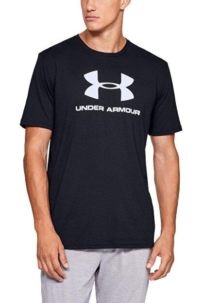 Under Armour Erkek Spor T-Shirt - SPORTSTYLE LOGO SS - 1329590-001