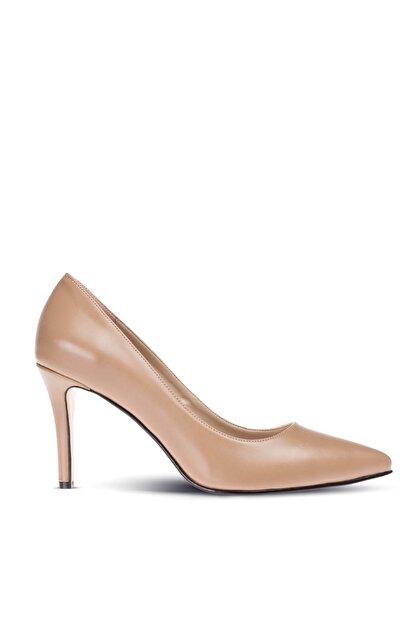 Deery Vizon Kadın Klasik Topuklu Ayakkabı 02029ZVZNM02