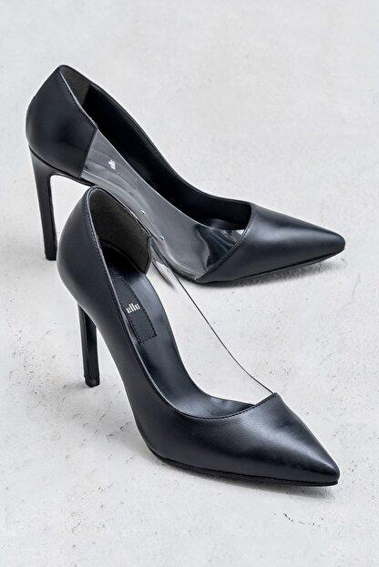Elle CHAVELA Siyah Kadın Topuklu Ayakkabı