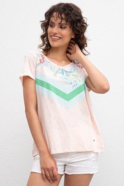 US Polo Assn Kadın T-Shirt G082SZ011.000.1003934