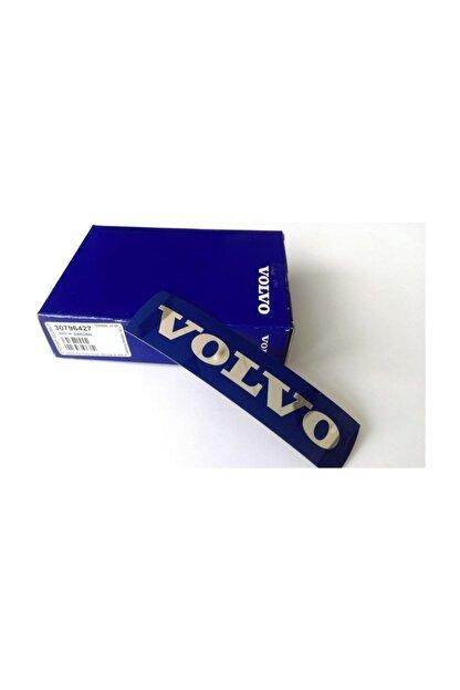 Volvo S60 V60 Xc60 Panjur Logo Yazısı Amblemi 13 cm