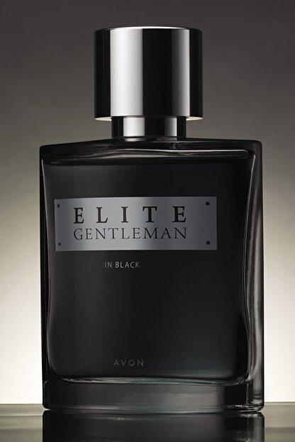 Avon Elite Gentleman in Black Edt 75 ml Erkek Parfümü