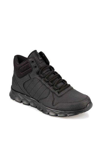 Kinetix Oka Mıd Pu 9pr Siyah Erkek Sneaker Hi
