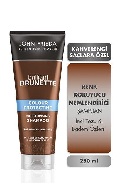John Frieda Kahverengi Saçlara Özel Renk Koruyucu Nemlendirici Şampuan