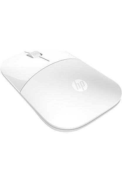 HP V0L80AA Z3700 Kablosuz İnce  Sessiz Mouse Beyaz