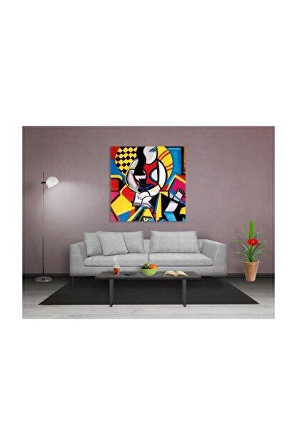 tablodenizi Pablo Picasso Tablosu 80 cm x 80 cm