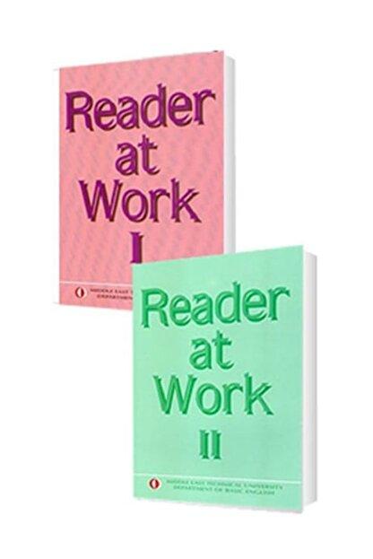 ODTÜ YAYINLARI Odtü Yayıncılık Reader at Work 1-2 Set