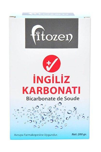 Fitozen Ingiliz Karbonatı Sodyum Bikarbonat 200 gr