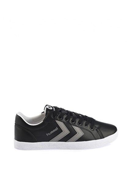 HUMMEL Deuce Court Tonal Unisex Siyah Spor Ayakkabı