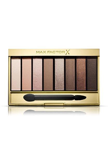 Max Factor Far Paleti - Masterpiece Nude Pallette 01 Cappucino Nudes 4084500876460