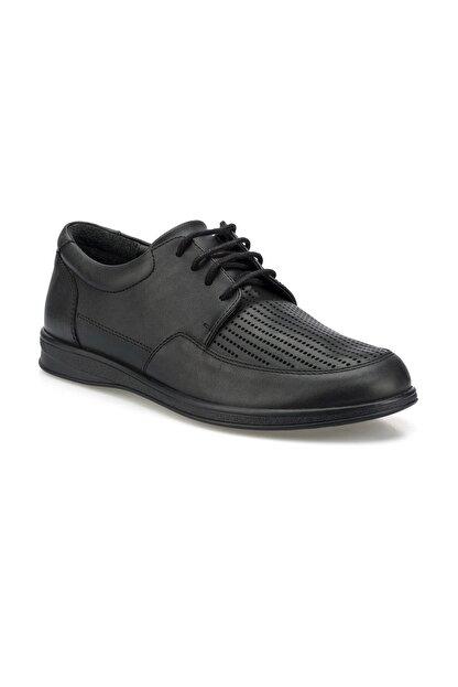 Polaris 160001.M Siyah Erkek Klasik Ayakkabı 100500842