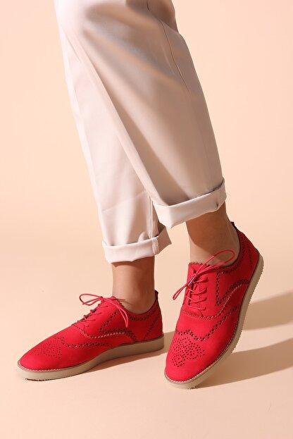 Rovigo Kırmızı Kadın Babet 061001-06