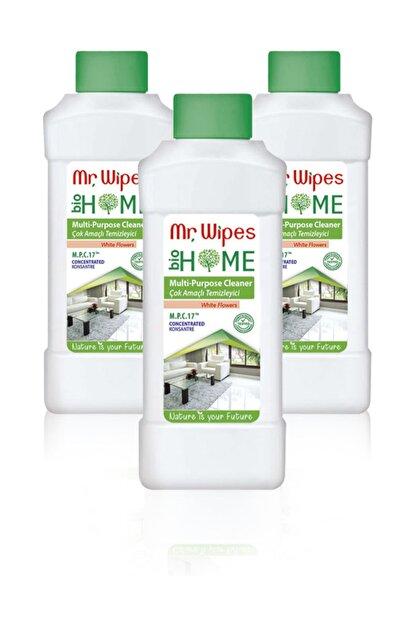 Farmasi Mr. Wipes Konsantre Çok Amaçlı Temizleyici White Flowers - 500 ml x 3'lü Set 8690131105983