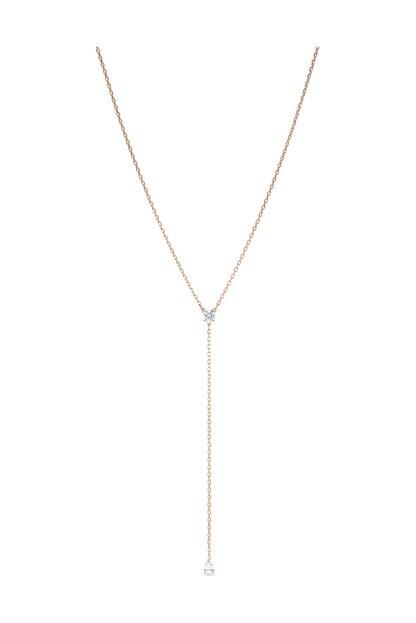 Swarovski Kolye Attract Soul-necklace Czwh-cry-ros 5539007