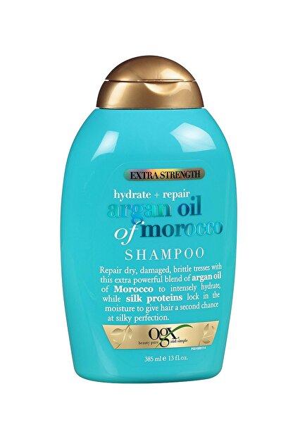 OGX Argan Özlü Nemlendirici Şampuan - Argan Oil Shampoo 385 ml 022796971104