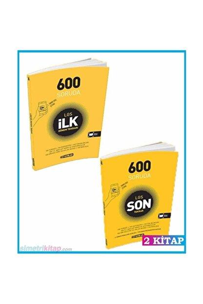 Hız Yayınları 8.sınıf Lgs 600 Soruda Tekrar Seti