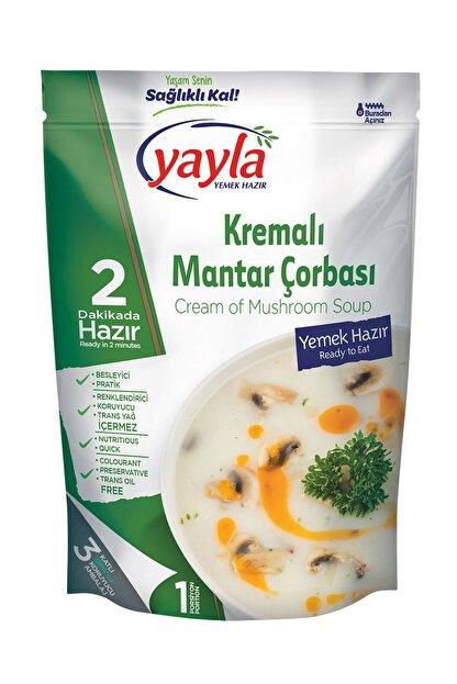 Yayla Yemek Hazır Kremalı Mantar Çorbası 250 gr