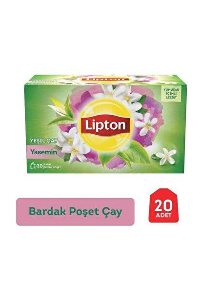 Lipton Berrak Yeşil Çay Yaseminli 20 'li