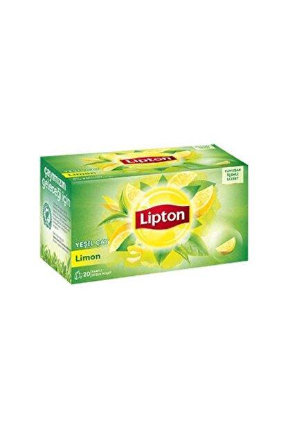Lipton Yeşil Çay Limonlu 20'li